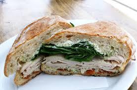 gourmet turkey a sandwich a day turkey at blue barn gourmet san francisco