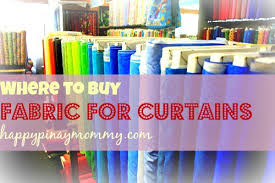 Best Places To Buy Curtains Where To Buy Fabric For Curtains In The Philippines Happy Pinay
