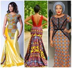 dress styles ankara gown styles 2017 naij