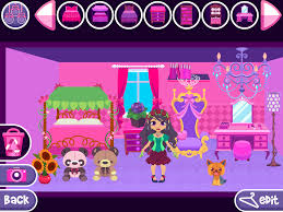 my princess castle doll and home decoration game android apps