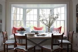 bay window kitchen ideas bay window banquette design ideas with bay window kitchen table on