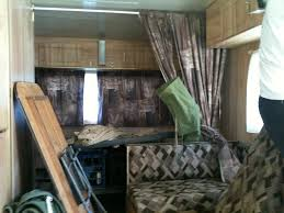 Caravan Interiors Secret Hippie Vintage Caravan Restoration