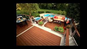 exterior design interesting trex decking cost with deck umbrella