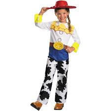 Boys Halloween Costume Toy Story Jessie Child Halloween Costume Walmart