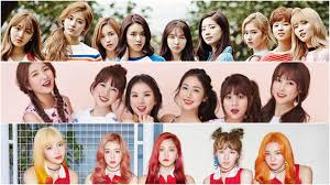 here are the top 10 k pop most loved by south korea