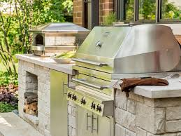 ideas for outdoor kitchens ideas for getting your grilling space ready for outdoor