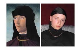 Different Memes - the artist making memes from pre 16th century art dazed