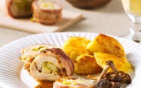 recette de cuisine filet de faisan filets de faisan farcis à la pomme et au poireau cuisine et