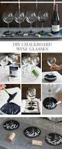 Diy Monogram Wine Glasses The 25 Best Personalized Wine Glasses Ideas On Pinterest