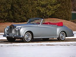 rolls royce silver cloud rolls royce silver cloud drophead coupe ii u00271959 u201362 wallpaper