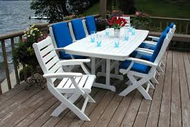 white outdoor table and chairs garden chair in wood and other seating furniture for outdoor use