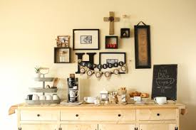 how to make your own creative coffee bar