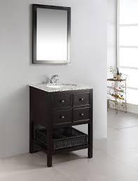bathroom modern white floating 24 inch bathroom vanity set with