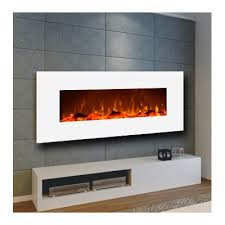 zipcode design ivory wall mounted electric fireplace reviews