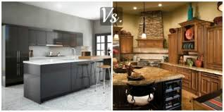 Canyon Kitchen Cabinets by Traditional Vs Modern Kitchen Cabinets What U0027s The Difference