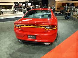 2014 Dodge Charger Tail Lights The 2015 Dodge Charger Lifting The Veil In New York The