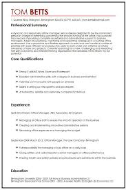cv sample to get you hired myperfectcv