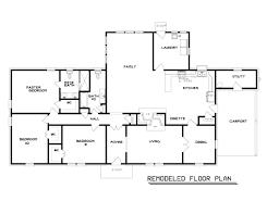 open kitchen floor plans pictures open floor plan kitchen galley normabudden com