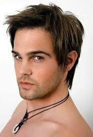 hairstyles simple medium length haircuts for men ideas men u0027s