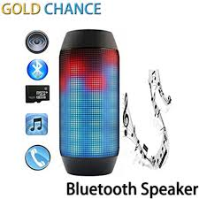 outdoor lights with bluetooth speakers electronic audio bluetooth speaker led lights pulse portable