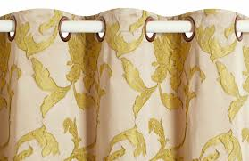 Paris Fabric Shower Curtain by Curtain Fabric Floral Pattern Polyester Jacquard Java