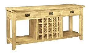 console table with wine storage wine racks console table with wine rack wood wine rack table