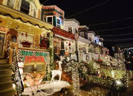 these are the neighborhoods with the most over the top christmas