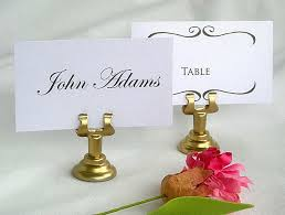 table top place card holders gold place card holders table card holders wedding menu holder gold