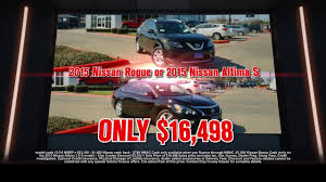 nissan altima 2015 dallas clay cooley nissan youtube