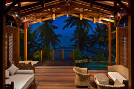 Tropical Patio Design Bali Architecture U0026 Design Tropical Patio Other By