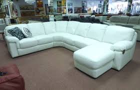 White Leather Sleeper Sofa 35 Leather Sectional Sofa Small White Leather Sectional Sofa