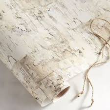birch tree wrapping paper birch embossed gift wrap paper tree rustic wedding