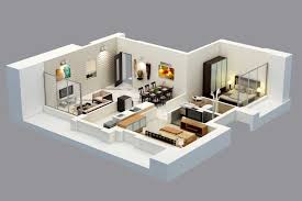 100 2 bhk home design plans 705 sq ft 2 bhk 2t apartment