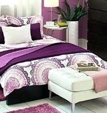 Linen Duvet Cover Australia Lilac White Ikea Lyckoax Duvet Cover Purple Bedroom Ideas A Purple