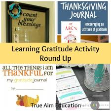 learning gratitude activities for kids and free printables true aim