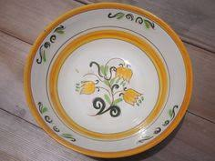 stangl pottery fruit and flowers details about stangl kiddieware quite contrary plate