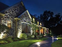 Landscape Lighting Pictures Landscape Lighting All Seasons Lawn Care