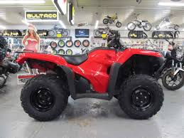 used 2016 honda trx 420 fa atvs for sale in colorado stock