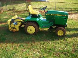 a 1991 john deere 316 rescue u0026 restoration build tractor