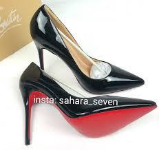 ladies shoes heels red sole heel christian louboutin lv louis