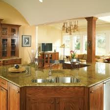 mission kitchen island awesome mission style kitchen come with rectangle shape kitchen