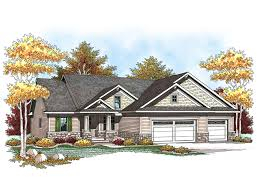 choctaw craftsman ranch home plan 051d 0574 house plans and more