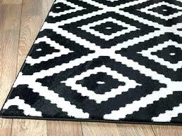 White And Black Area Rug White And Black Area Rug Black And White Area Rugs Canada