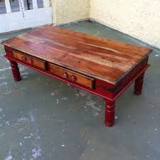 Stained Coffee Table Best 25 Red Coffee Tables Ideas On Pinterest Target Side Table