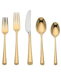 decorating golden cutlery gold plated flatware