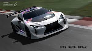 lexus lfa race car 2015 lexus lf lc gt vision gran turismo