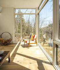 Inverted Living Modern Cottage Design Flaunting An Inverted Floor Plan Freshome Com