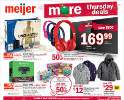 meijer thanksgiving day sale