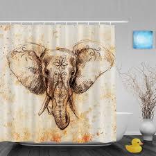 animal curtain vintage promotion shop for promotional animal