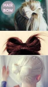 hair bow with hair hair bow hairstyle kids kubby